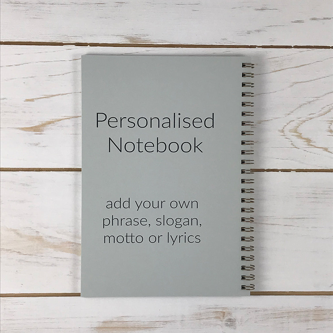 left handed notebook