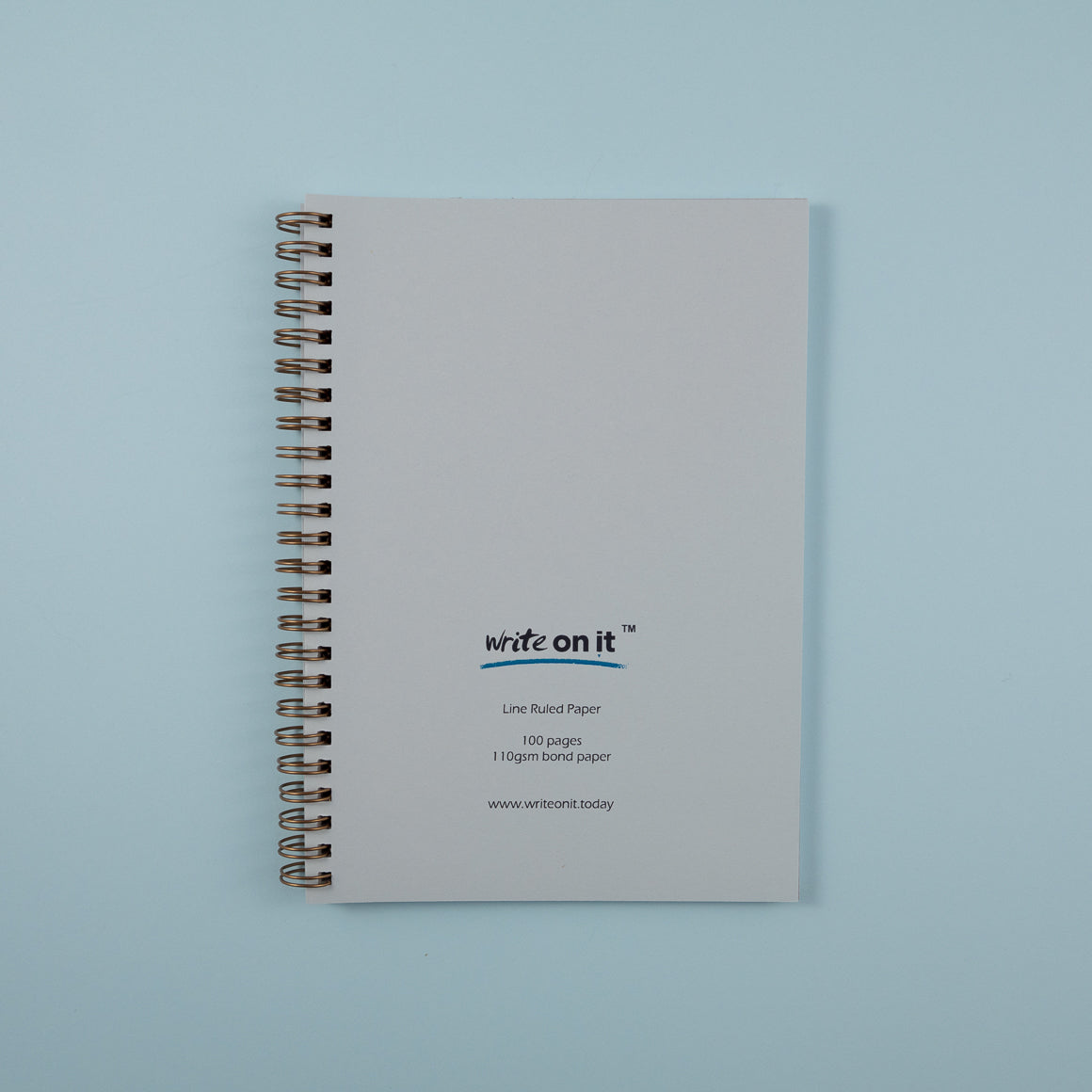 2020 Left Handed Personalised Journal