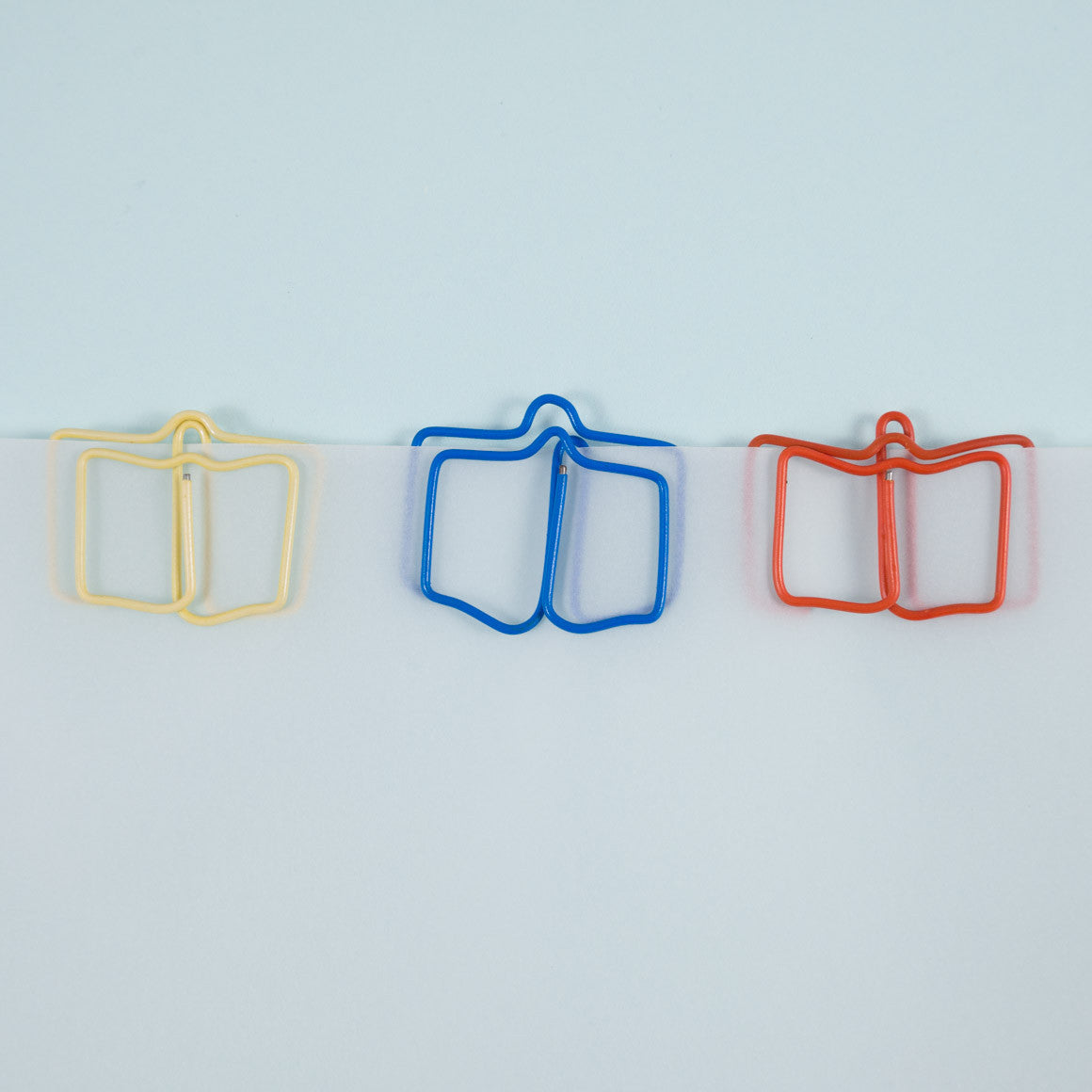 Book Paper Clips