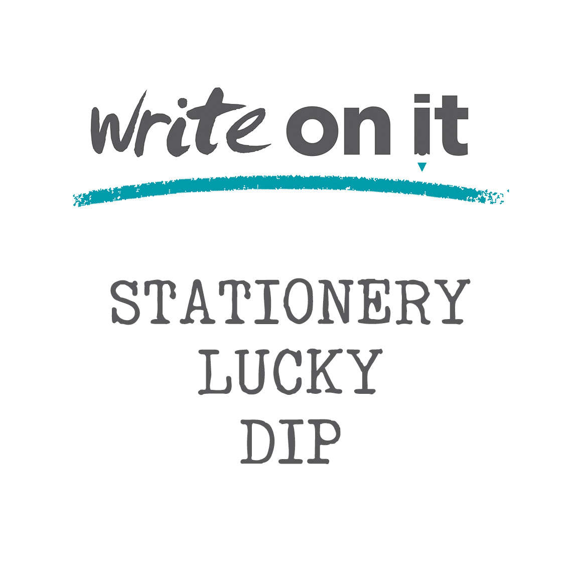 Stationery Lucky Dip