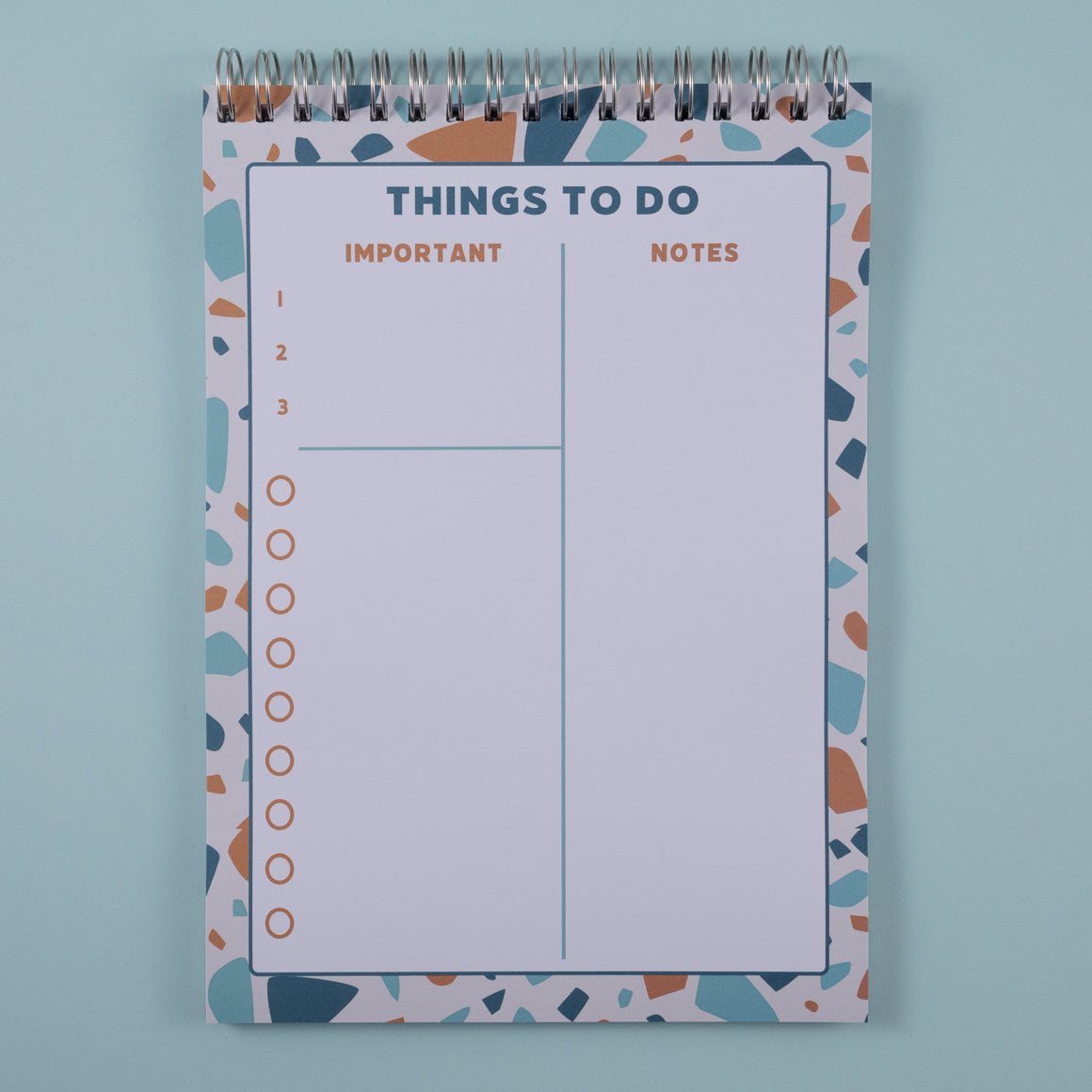 Daily Weekly Planner Notebook