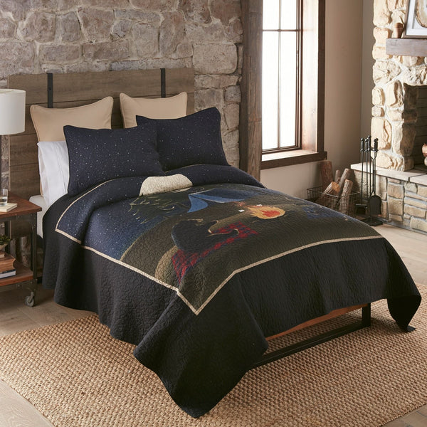 Bear Campfire Quilts & Accessories by Donna Sharp