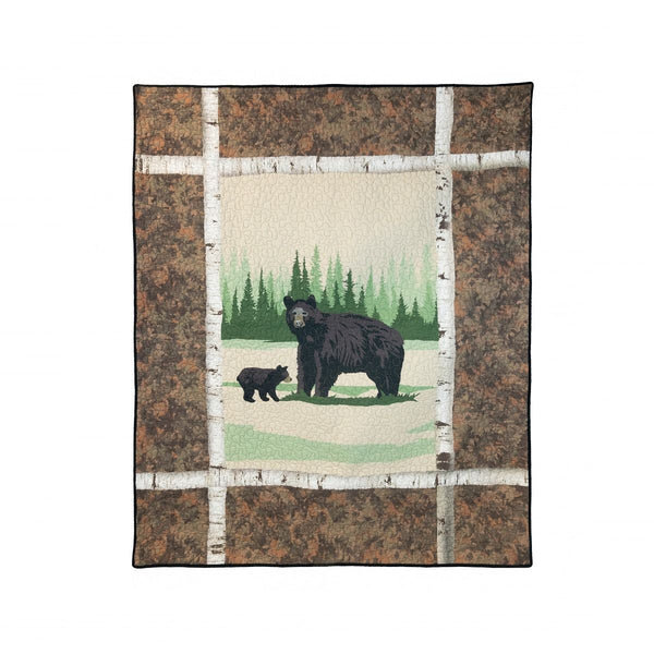 Birch Bear Quilts & Accessories by Donna Sharp
