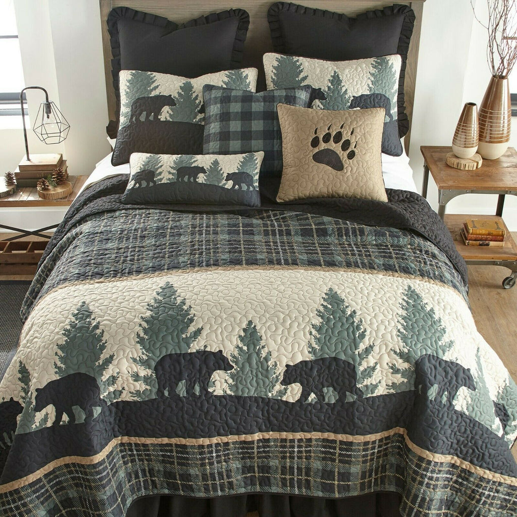Bear Walk Quilts & Accessories by Donna Sharp