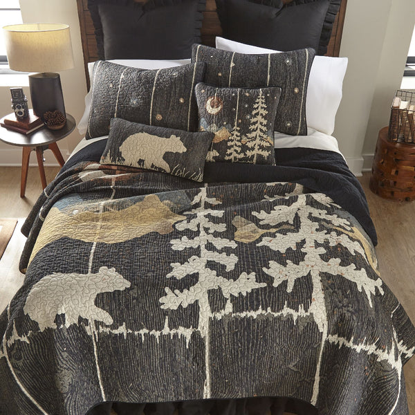 Moonlit Bear Quilts & Accessories by Donna Sharp