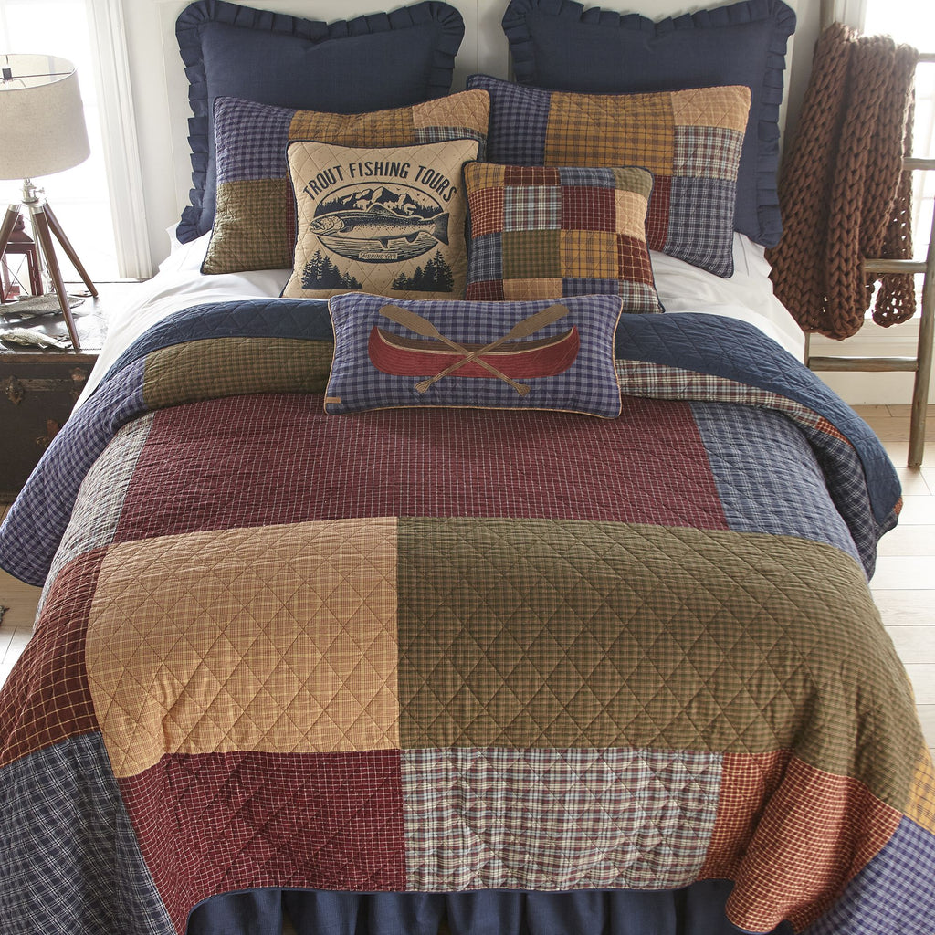 Lakehouse Quilts & Accessories by Donna Sharp