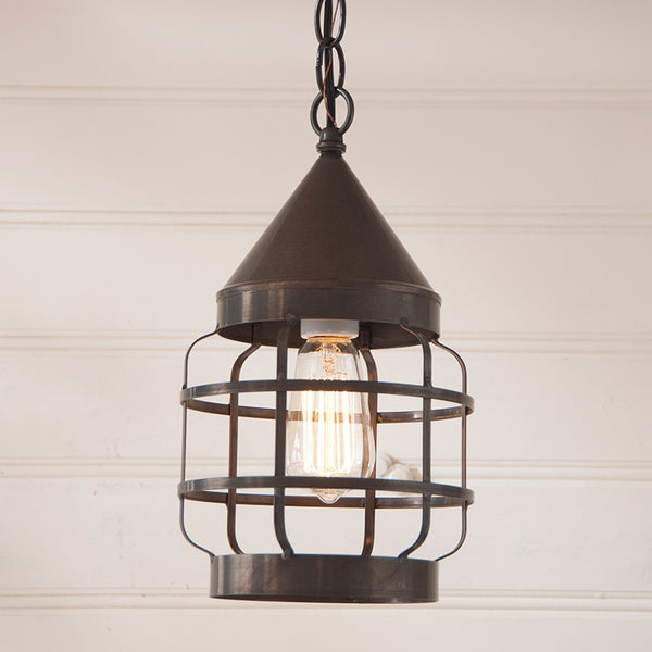Round Hanging Strap Light
