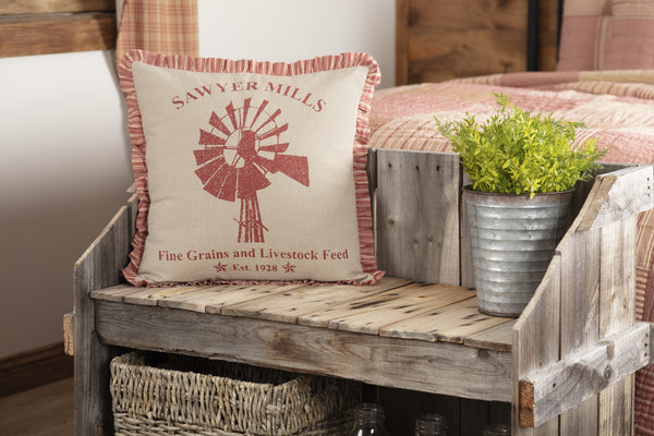 Sawyer Mill Red Quilts & Accessories