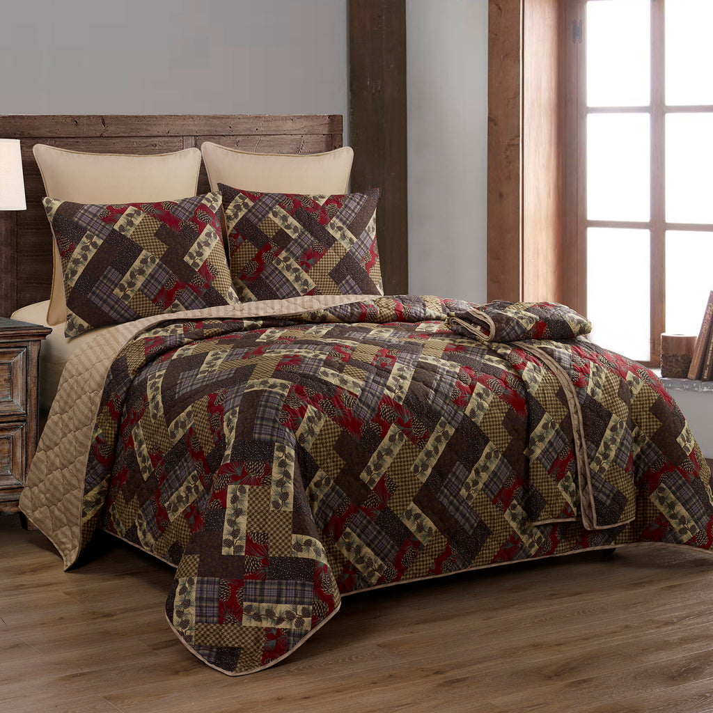 Hidden Valley Quilt Sets by Donna Sharp - Reversible