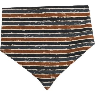 Wheat Bib Eden Acc 1397 midnight blue stripe