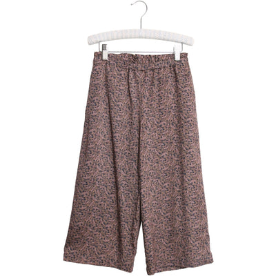 Wheat Hose Maren Trousers 1304 greyblue birds