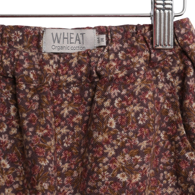 Wheat Hose Sara Trousers 3374 soft eggplant