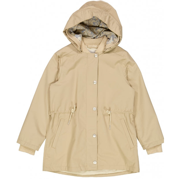 Wheat Outerwear Jacke Alba Tech Jackets 3332 rocky sand