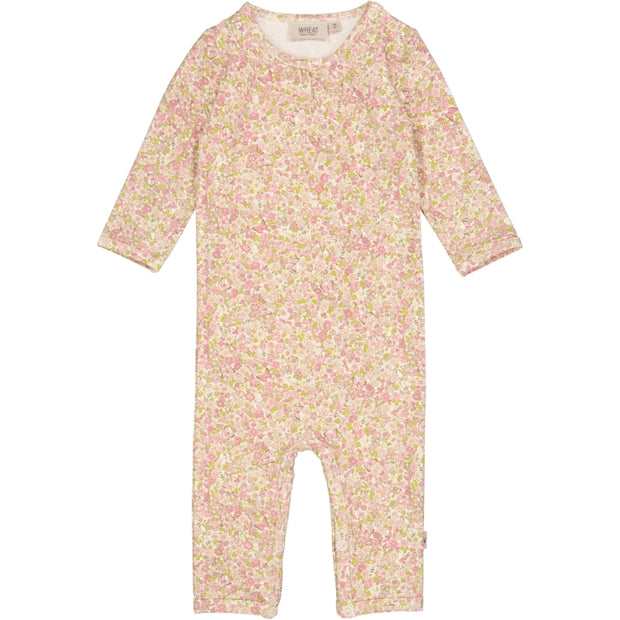 Wheat Jumpsuit Raffungen Jumpsuits 9049 bees and flowers