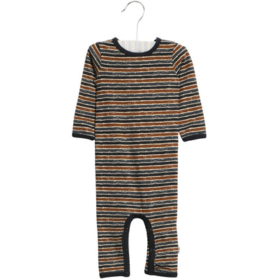 Wheat Jumpsuit Theis Jumpsuits 1397 midnight blue stripe