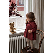 Wheat Kleid Roselil Dresses 2105 burgundy