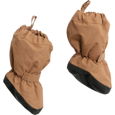 Wheat Outerwear Outdoor Booties Tech Outerwear acc. 5073 caramel