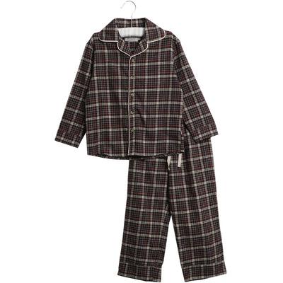 Wheat Pyjama Madison Home 1378 midnight blue