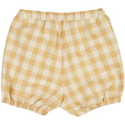 Wheat Shorts Olly Shorts 5087 taffy check