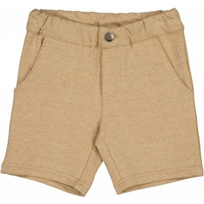 Wheat Sweatshorts Lars Shorts 3230 sand melange