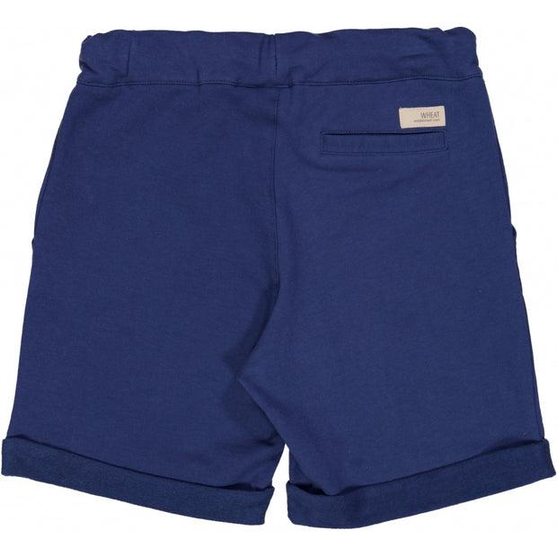 Wheat Sweatshorts Manfred Shorts 1014 cool blue