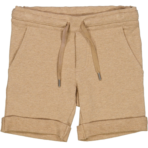 Wheat Sweatshorts Manfred Shorts 3230 sand melange