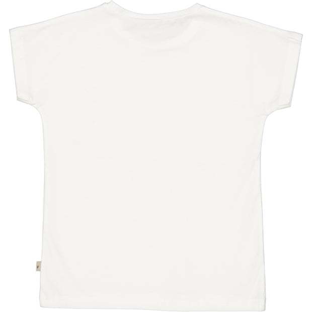 Wheat T-Shirt Wasserfarben Blumen Jersey Tops and T-Shirts 3182 ivory