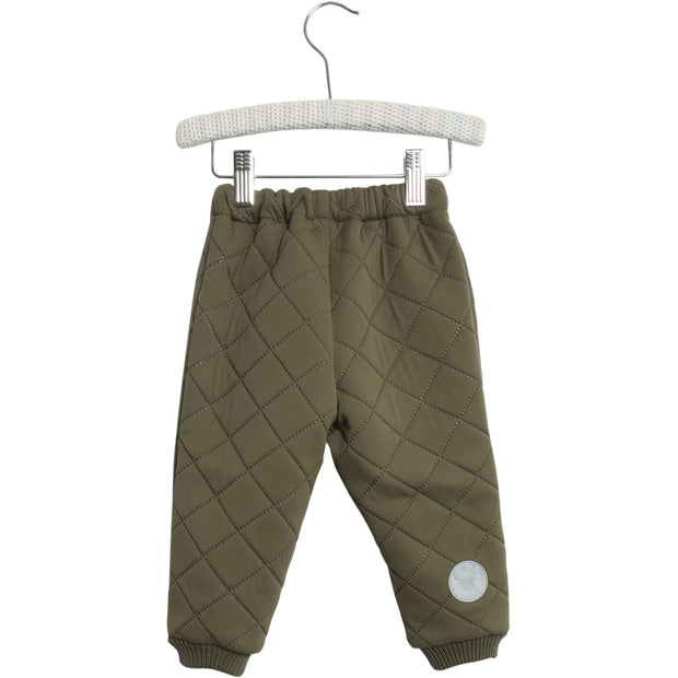 Wheat Outerwear Thermo Hose Alex Thermo 4214 olive