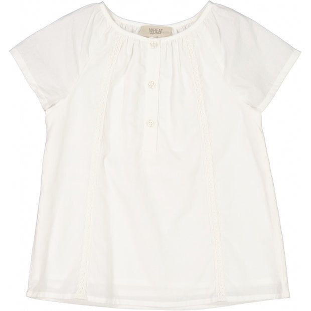 Wheat Top Hannah Shirts and Blouses 3180 off white