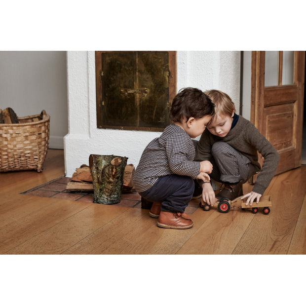 Wheat Trousers Gustav Lined Trousers 1378 midnight blue
