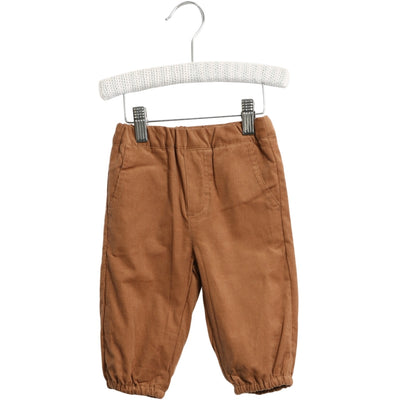 Wheat Trousers Gustav Lined Trousers 5073 caramel
