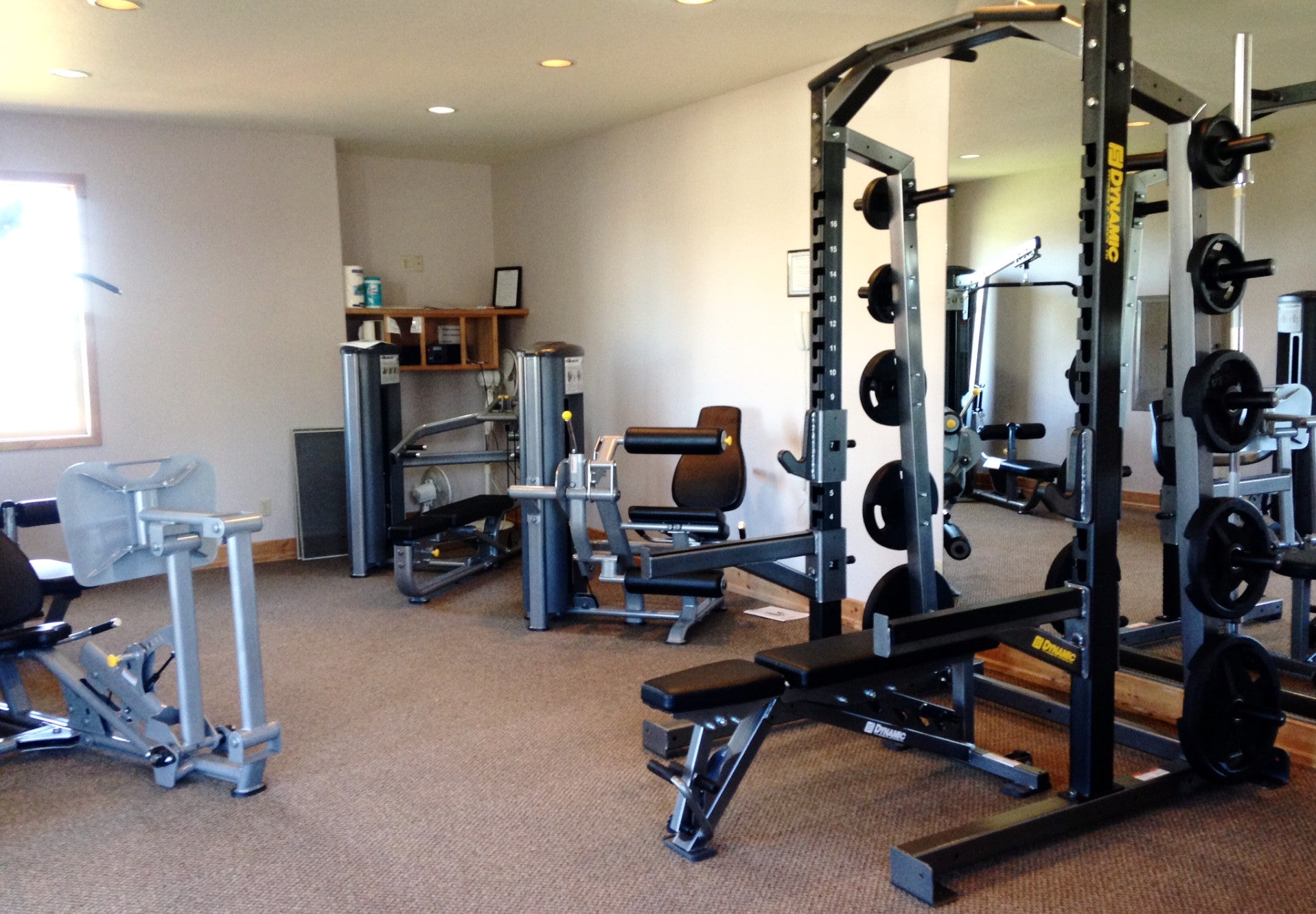 Grand Oaks Commercial Fitness