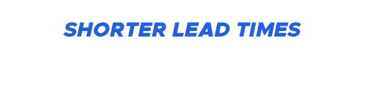 Shorter Lead Times - Supply Your Team With Athletic Training Equipment Faster