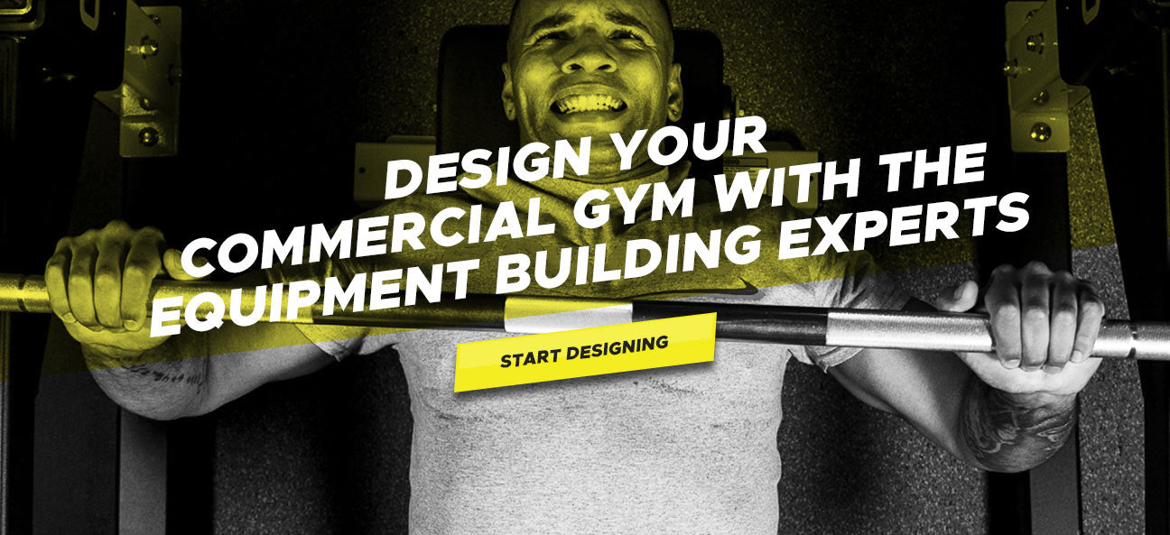 Design Your Commercial Gym with the Equipment Building Experts - Start Designing - Dynamic Fitness & Strength - Call Us 844-678-7447