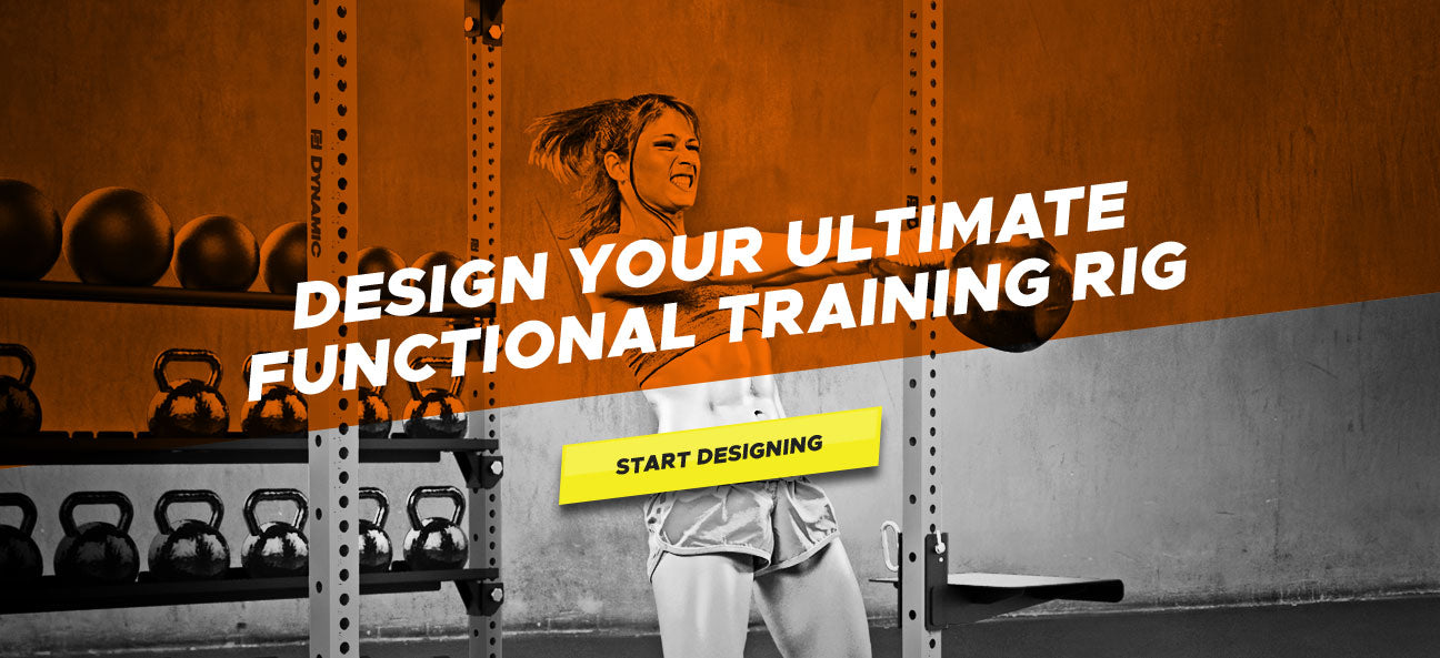 Design Your Ultimate Functional Training Rig - Start Designing - Dynamic Fitness & Strength - Call Us 844-678-7447