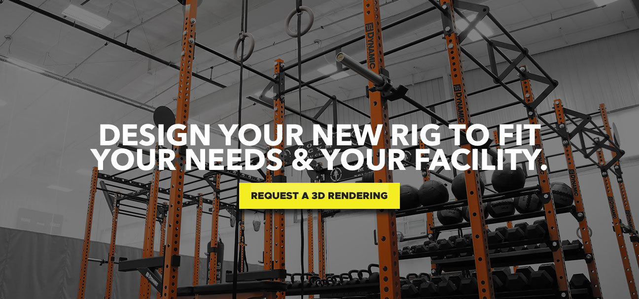 Design Your New Rig to Fit Your Needs & Your Facility - Request A 3D Rendering