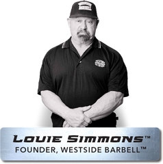 Louie Simmons™ - Founder, Westside Barbell™