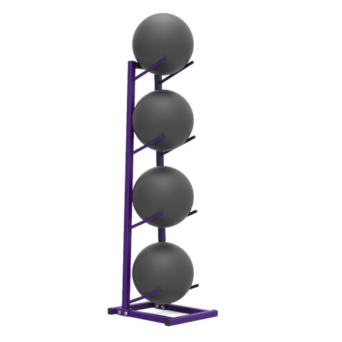 Accell Medicine Ball Rack