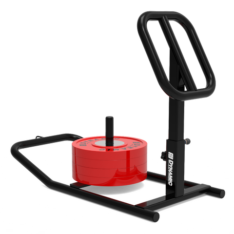 Adjustable Hi-Lo Sled