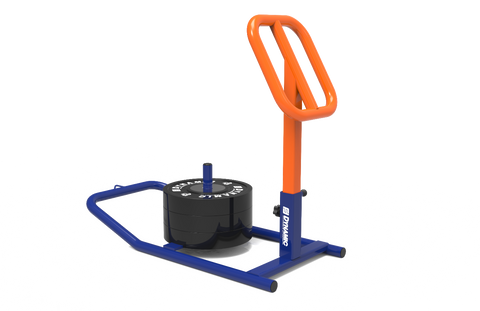 Accell Adjustable Hi-Lo Sled