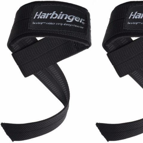 Harbinger™ Big Grip Padded Lifting Straps