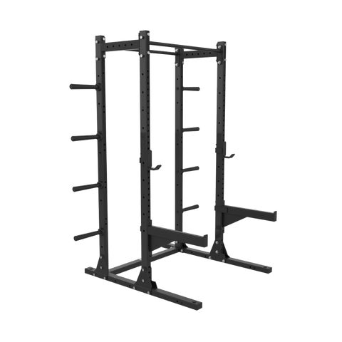 Gladiator Half Rack w/ Storage