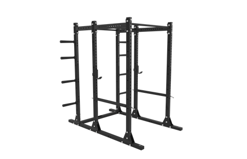 Gladiator Power Rack w/ Storage 80""