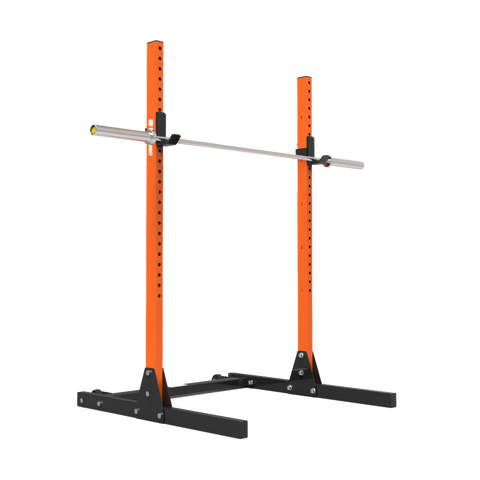 Gladiator Squat Stand w/ Wheels