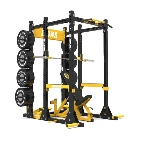 Titan Power Rack w/ Storage
