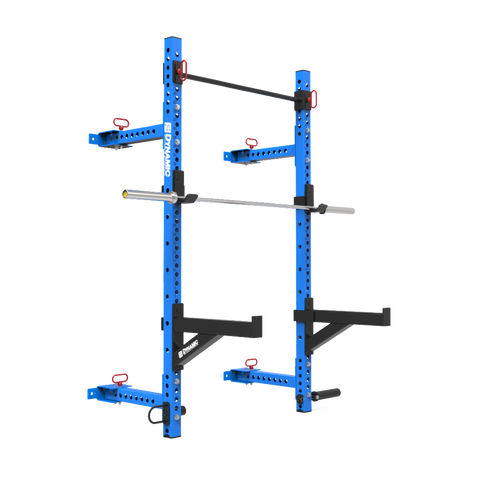 Titan Folding Wall Mount Rack