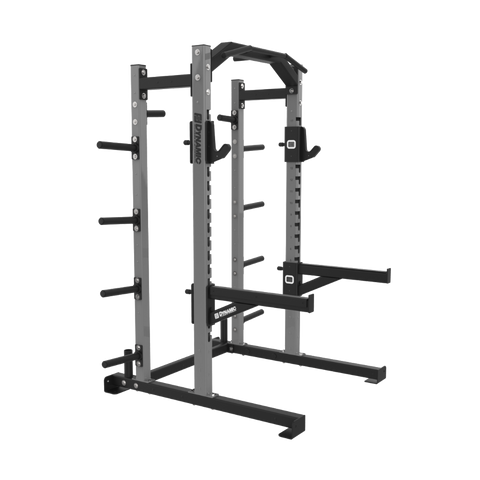 Edge Half Rack, Bumper Storage