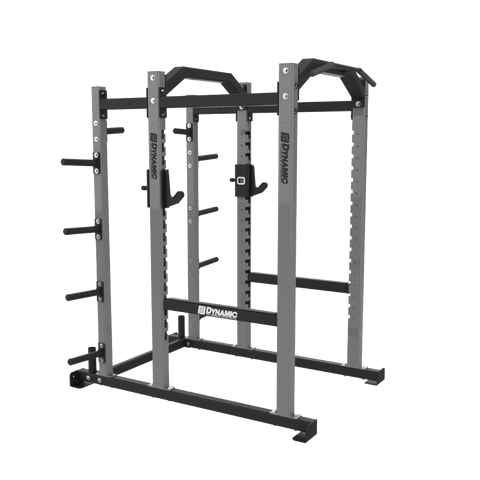 Edge 8' Power Rack, Bumper Storage