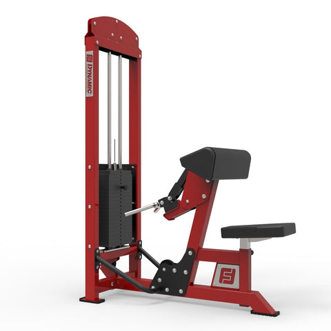 BICEP CURL BENCH MACHINE