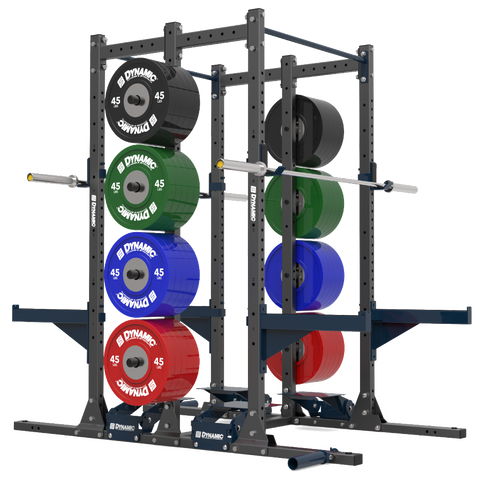 Gladiator Double Half Rack SP
